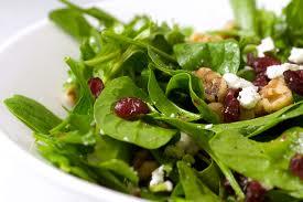 Chaque jour une délicieuse salade: vitalité accrue