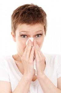 Atchoum! L'âpre lutte contre le rhume des foins