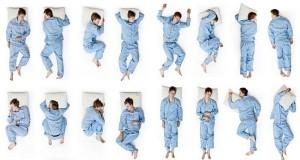 Identifiez votre  position pour dormir et regardez comment elle affecte votre santé