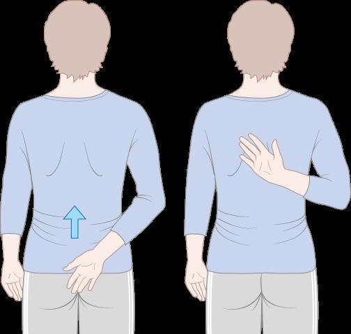 4 exercices d tirements faciles pour soulager la douleur bas du dos et de la hanche family sant. Black Bedroom Furniture Sets. Home Design Ideas