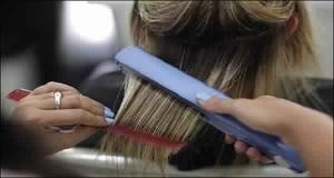 Le moyen pour les cheveux pour hommes