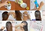 Voici comment éclaircir vos cheveux avec du jus de citron