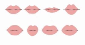 Ce que la forme de vos lèvres révèle de votre personnalité