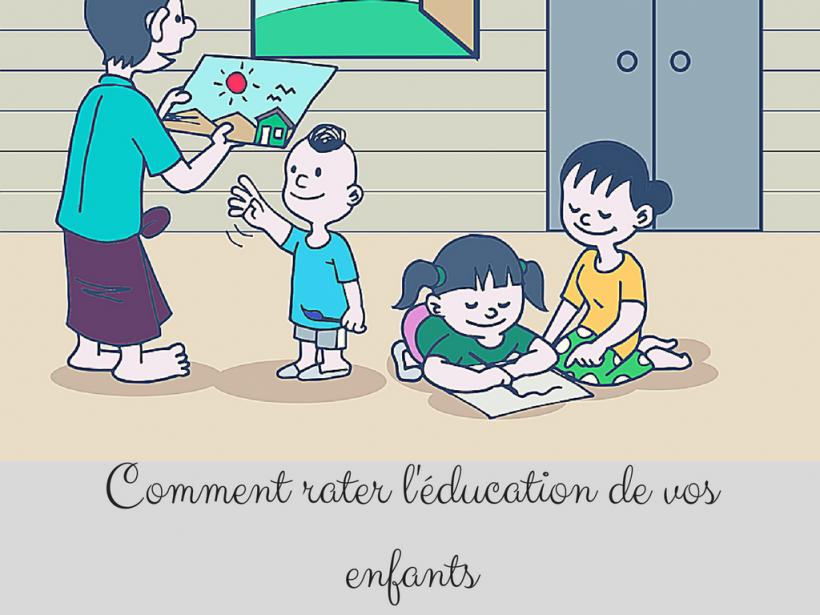 comment-rater-leducation-de-vos-enfants