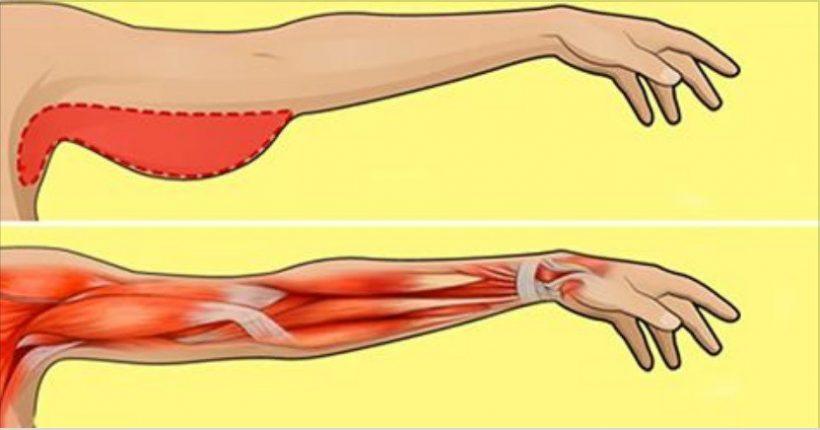Voici comment perdre le gras de vos bras – Family santé 40720092e08
